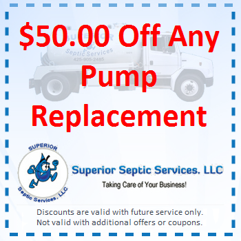 50 Off Any Pump Replacement