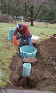 Septic Repair in Monroe