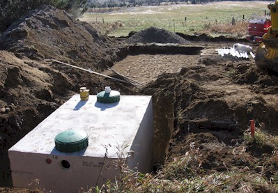 Septic Inspection in Monroe