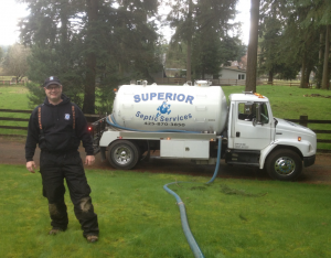 Septic Pumping in Snohomish