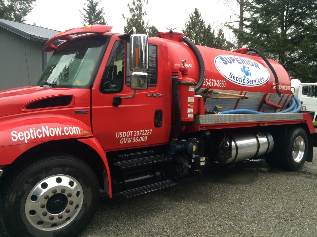 Septic Pumping in Everett