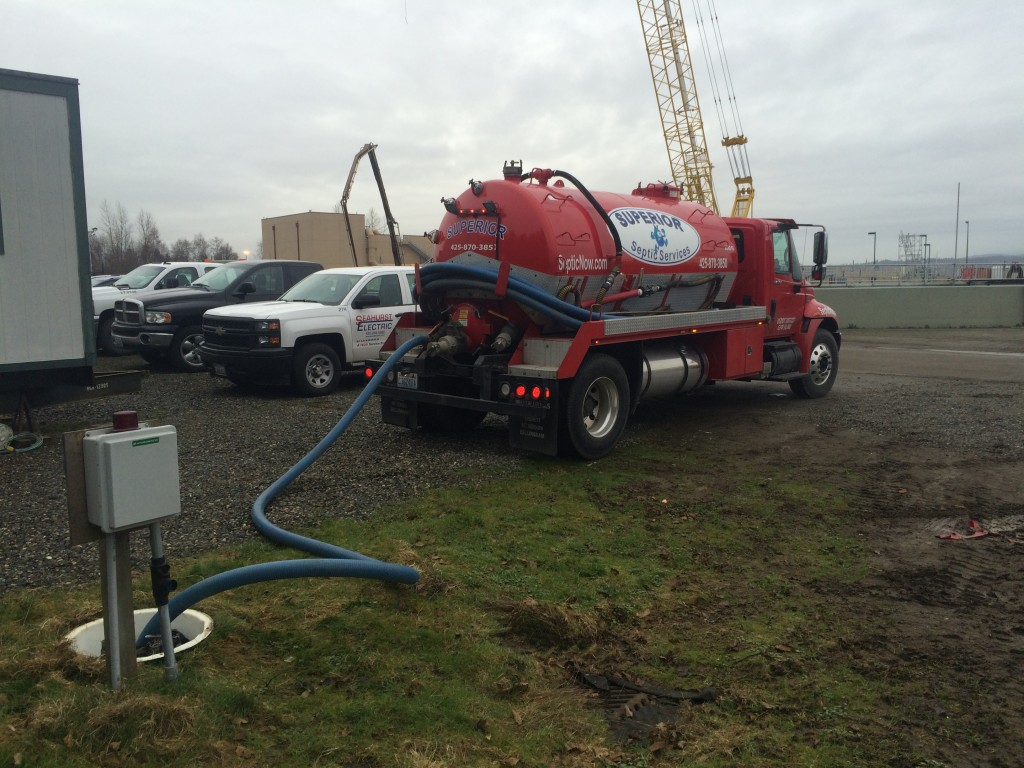Septic Pumping in Lake Stevens
