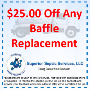 $25 Off Any Baffle Replacement