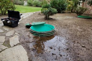Spring Rains bring a need for Septic Repair in Marysville