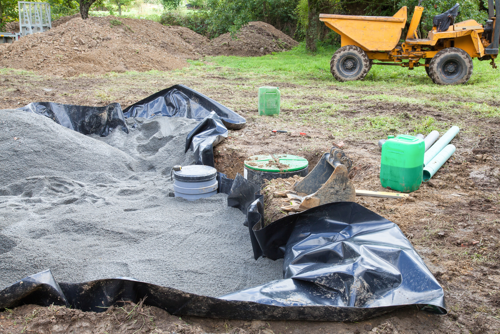 Getting Affordable Septic Installation in Everett