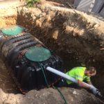 septic repair near Monroe