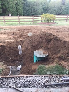Spring Septic Service in Marysville