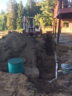 septic inspection near Lake Stevens