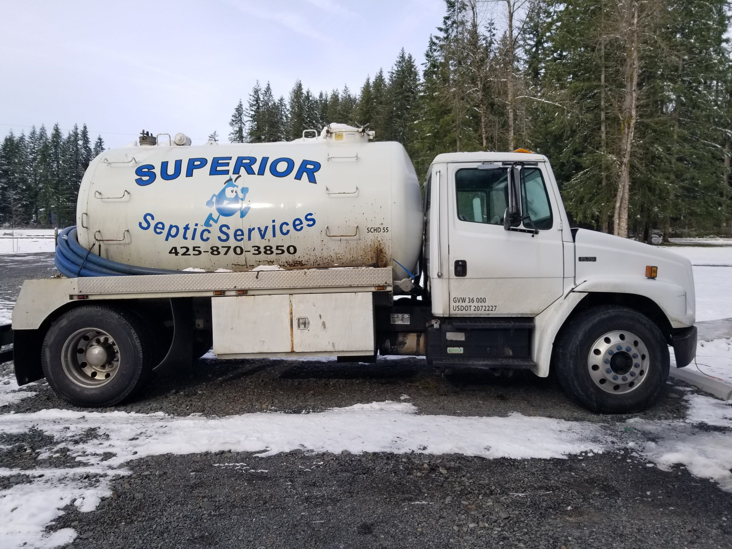 Is Your Monroe Property Due For Septic Pumping?