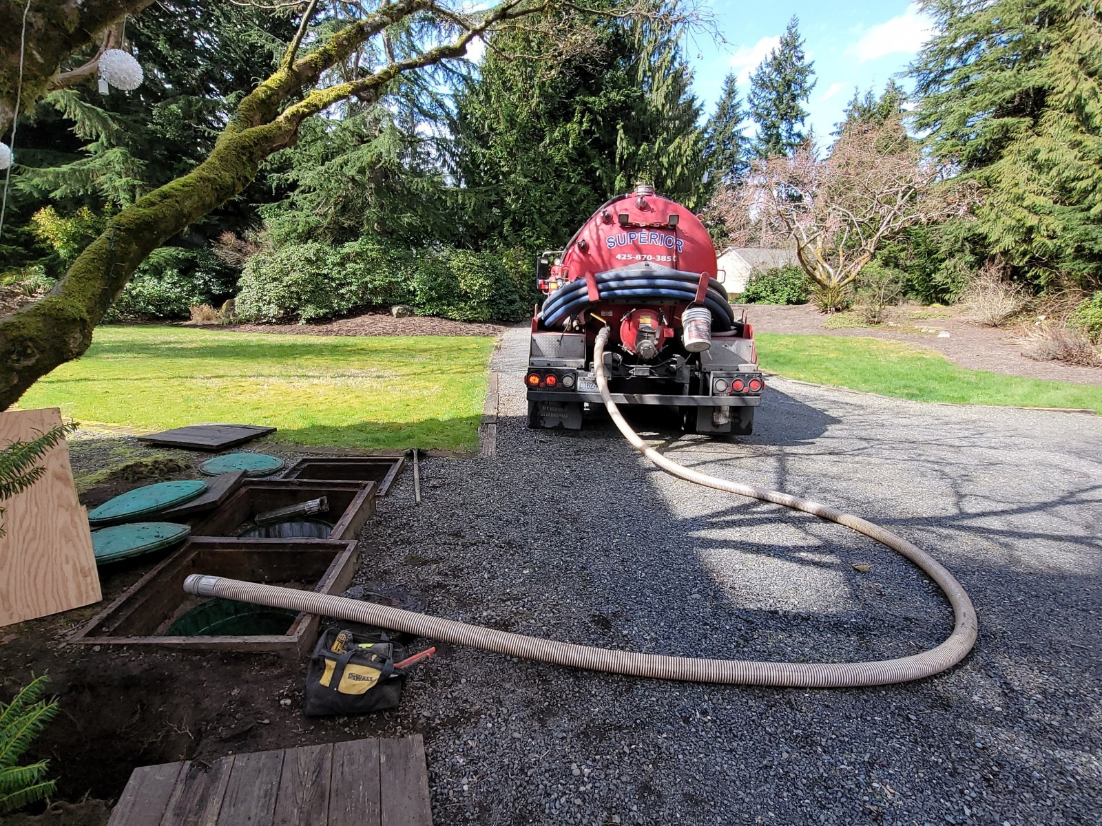 Taking Care of Your Home Means Regular Septic Service in Arlington