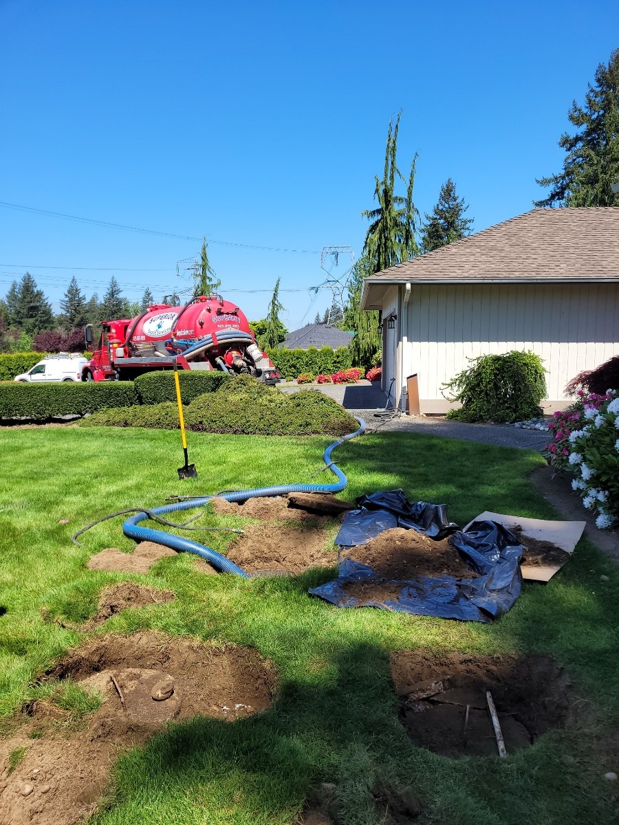 If You Need Septic Repair in Lake Stevens Call the Pros at Superior Septic Services